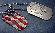 picture dog tag